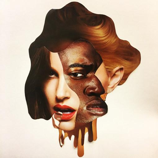 Diversity, 2017, hanmade collage