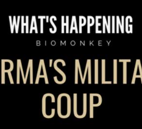 Burma's Military Coup