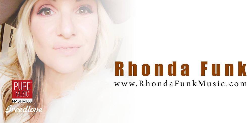 Rhonda Funk Live at Big Water Marina