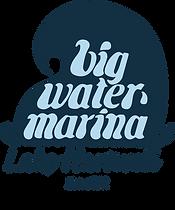 big water logo lake hartwell established 1982