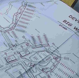 Big Water Marina Development Plans 2018