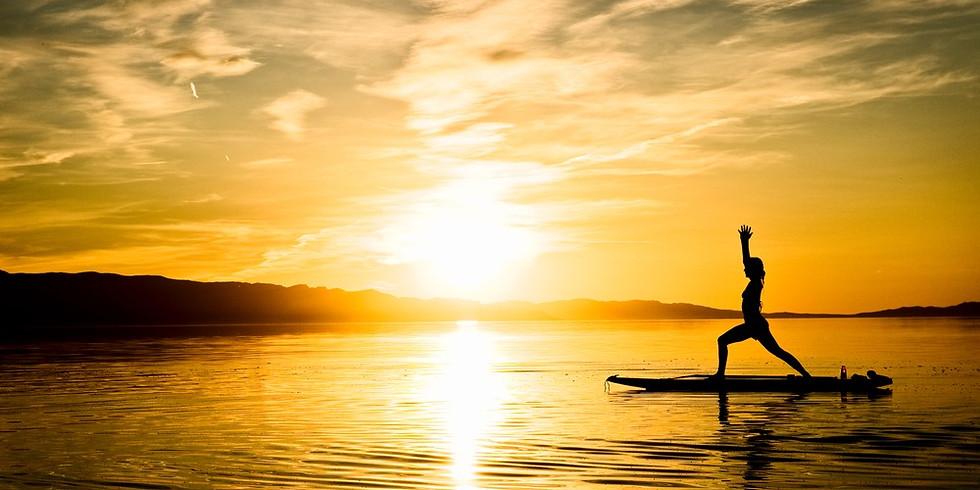 Paddleboard Yoga with Megan Schlobohm