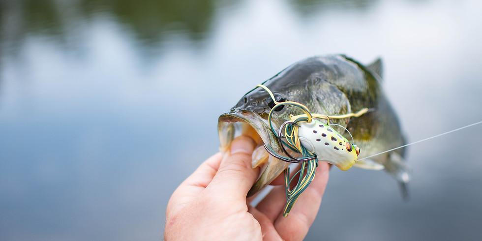 Erskine College Bass Fishing Tournament