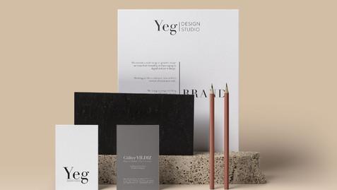 Yeg Design Studio Branding