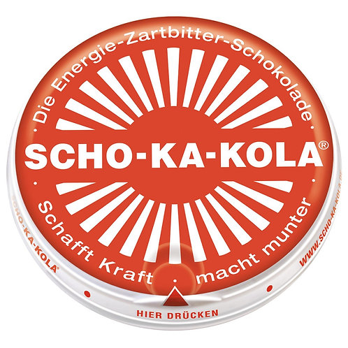 Scho-Ka-Kola, Zartbitter, 100 g
