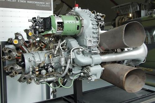 Turbine GTD-350