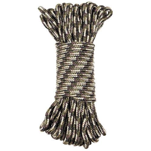 Seil, tarn, 5 mm, 15 Meter