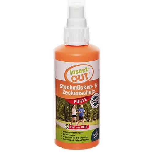 Insect-OUT, 100 ml, Stechmücken-Zeckenschutz