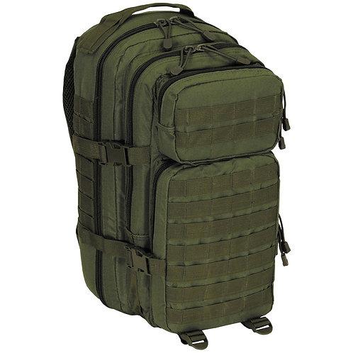 """US Rucksack, Assault I, """"Basic"""", oliv"""