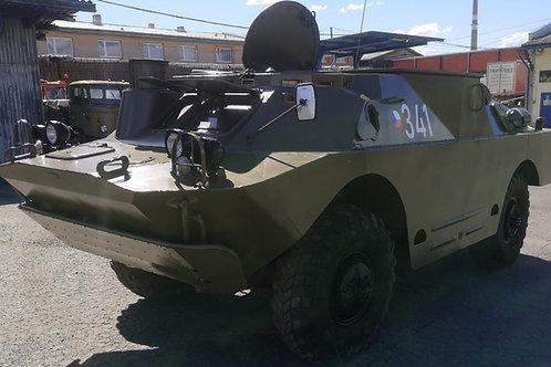 BRDM 2 ATGM (ohne Panzerabwehrrakete)