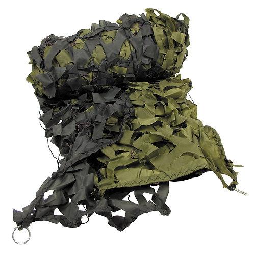 Tarnnetz, 2 x 3 m, oliv