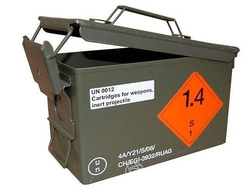 Munitionskiste für z.B.:7,62x51mm, neuwertig