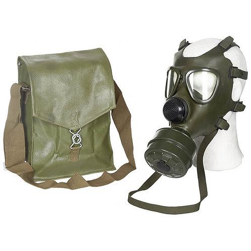 Rumän. Schutzmaske M74, Filter, neuw. (VERKAUF NUR EU)