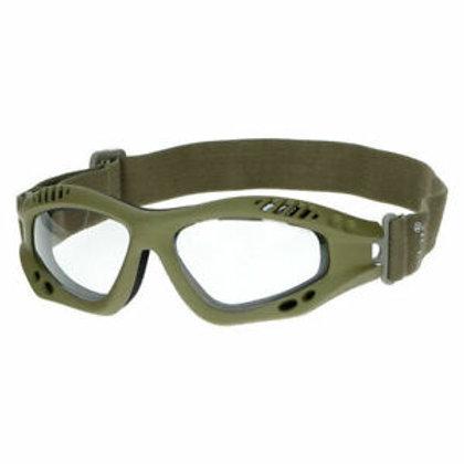 Commando Brille Air Pro, oliv, neu
