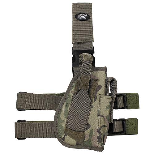 Pistolenbeinholster, rechts, operation-camo