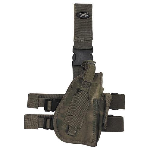 Pistolenbeinholster, rechts, HDT-camo FG