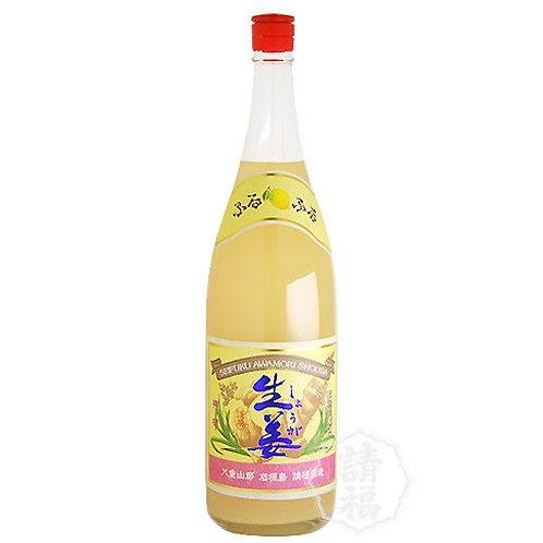 請福酒造(有) 請福生姜レモン12度 1800ml