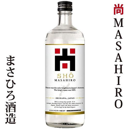 まさひろ酒造㈱ 尚 MASAHIRO 40度 720ml