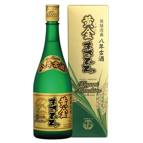 まさひろ酒造㈱ 八年古酒 黄金まさひろ 30度 720ml