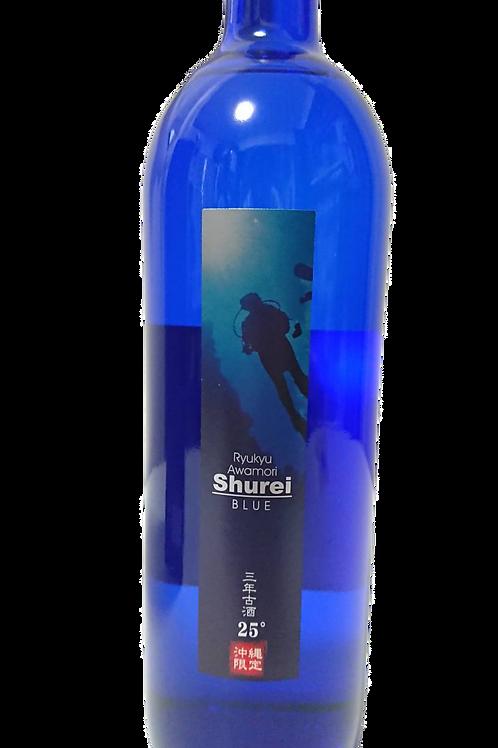 (有)神村酒造 守禮BLUE 3年古酒 25度 720ml