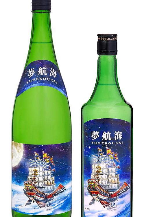 忠孝酒造㈱ 夢航海 30度 720ml