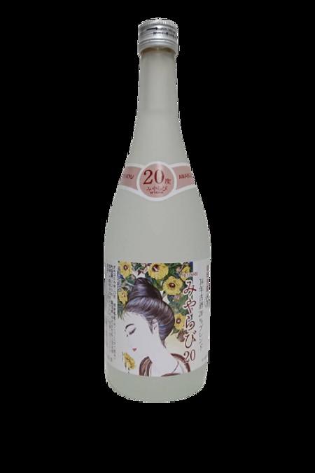 ㈱石川酒造場 みやらび 20度 720ml