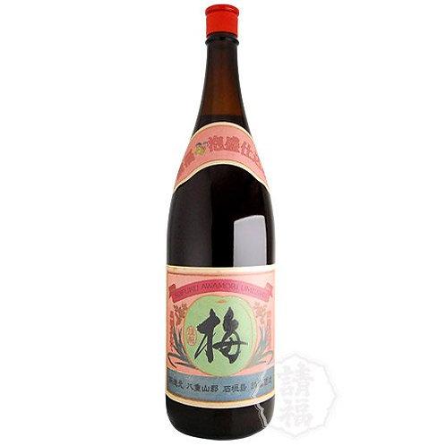 請福酒造(有) 請福梅酒12度 1800ml