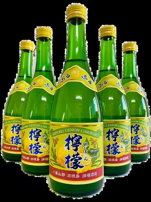 請福酒造(有) 請福レモン 10度 720ml