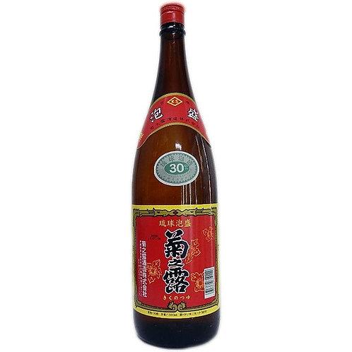菊之露酒造㈱ 菊之露 30度 1800ml