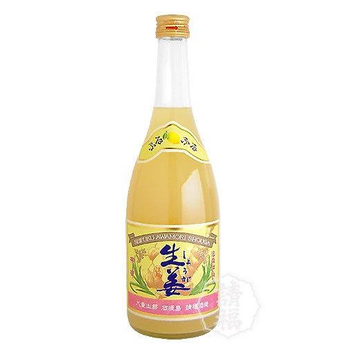 請福酒造(有) 請福生姜レモン12度 720ml