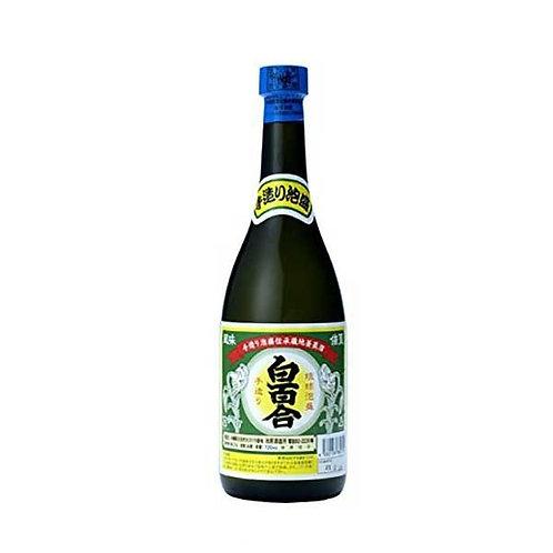 ㈱池原酒造 白百合 30度 720ml