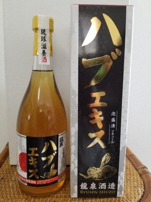 ㈱龍泉酒造 ハブエキス 40度 720ml