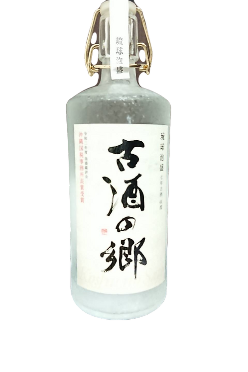 (新商品)協同組合 琉球泡盛 古酒の郷 第2弾 古酒の郷 7年古酒 44度 720ml
