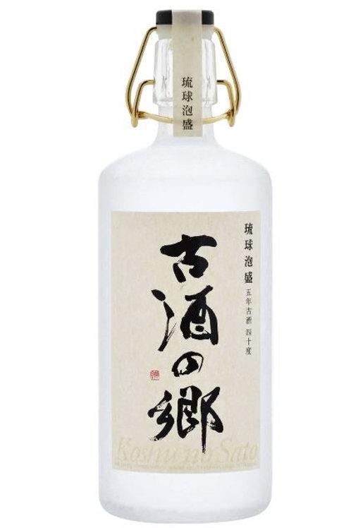 協同組合 琉球泡盛 古酒の郷 第1弾 古酒の郷  5年古酒 40度 720ml
