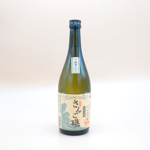 (有)山川酒造 さんご礁ブラック 30度 720ml