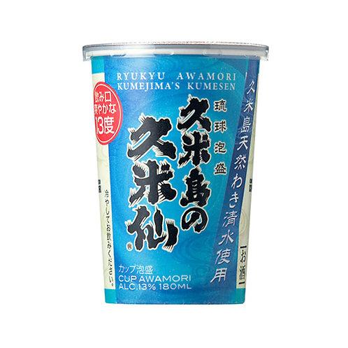 (株)久米島の久米仙 久米島の久米仙 カップ 13度 180ml