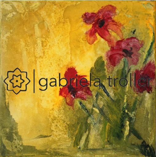 Blumen Wirr-Warr