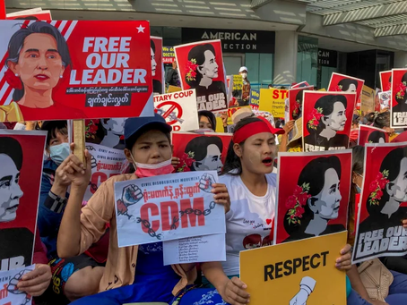 Myanmar Military Coup: Explained