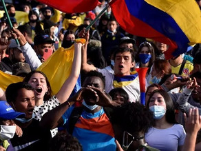 What's Happening in Colombia and How We Can Help Them
