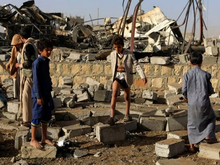 Yemen 2021: The Worst Humanitarian Crisis in the World