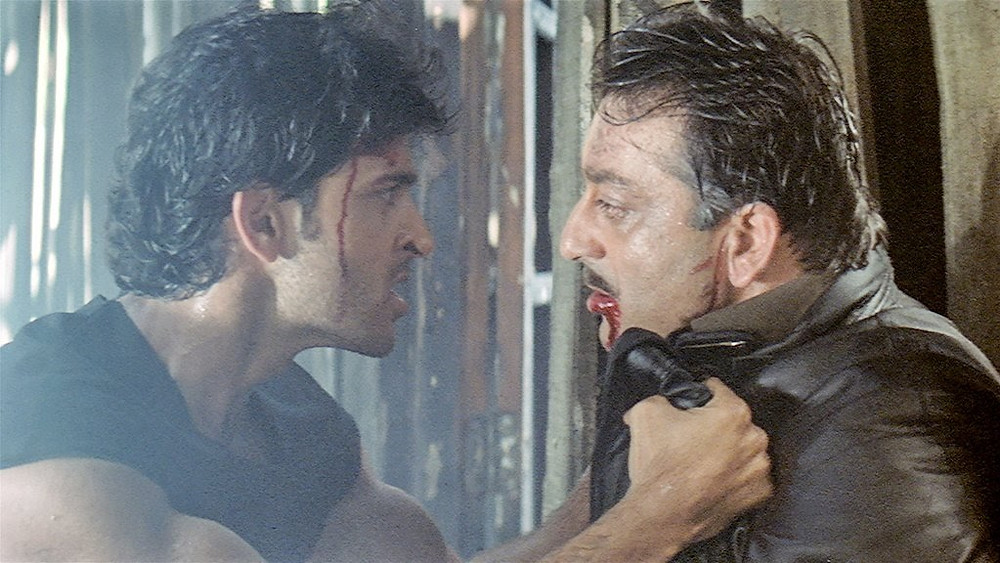 Mission Kashmir movie scene.