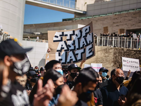 Asian Hate Crimes in America: Then and Now