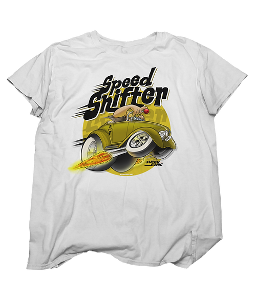 Speed Shifter Adult white