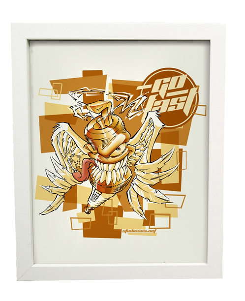 SPARK limited edition print
