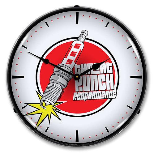 Combust Clock