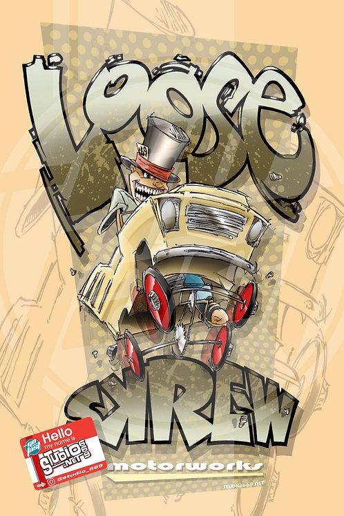 LOOSE SKREW banner