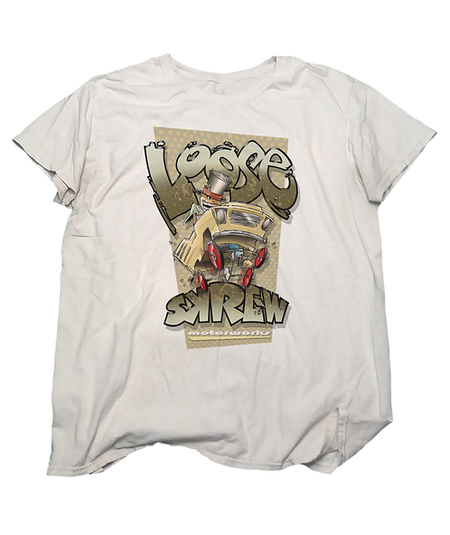 Loose Skrew Youth white