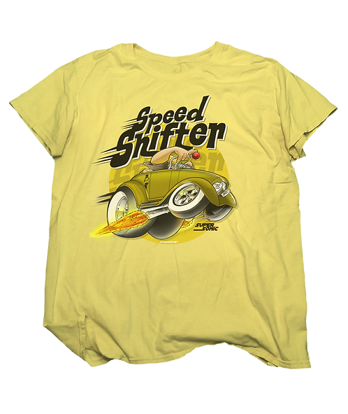 Speed Shifter Adult yellow