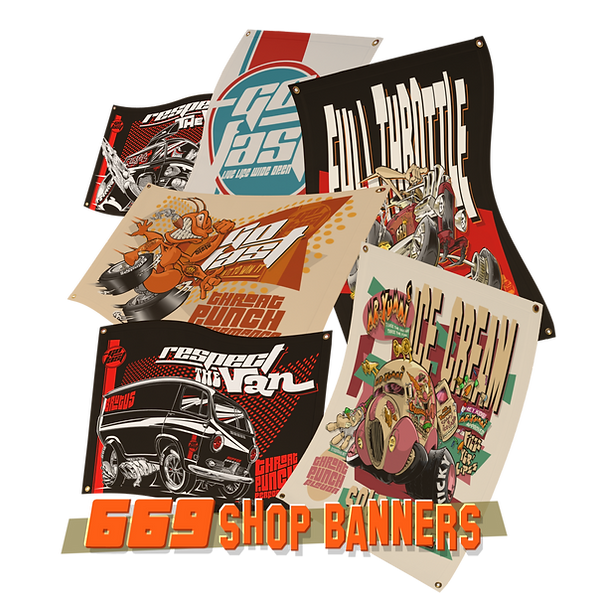shop banners by studio 669