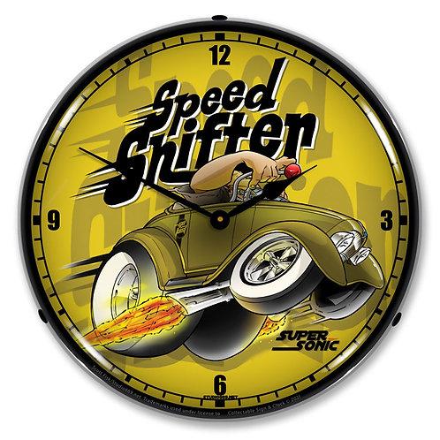 Speed Shifter Clock